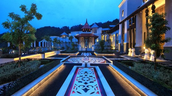 Istana Terengganu, Bukit Chendering