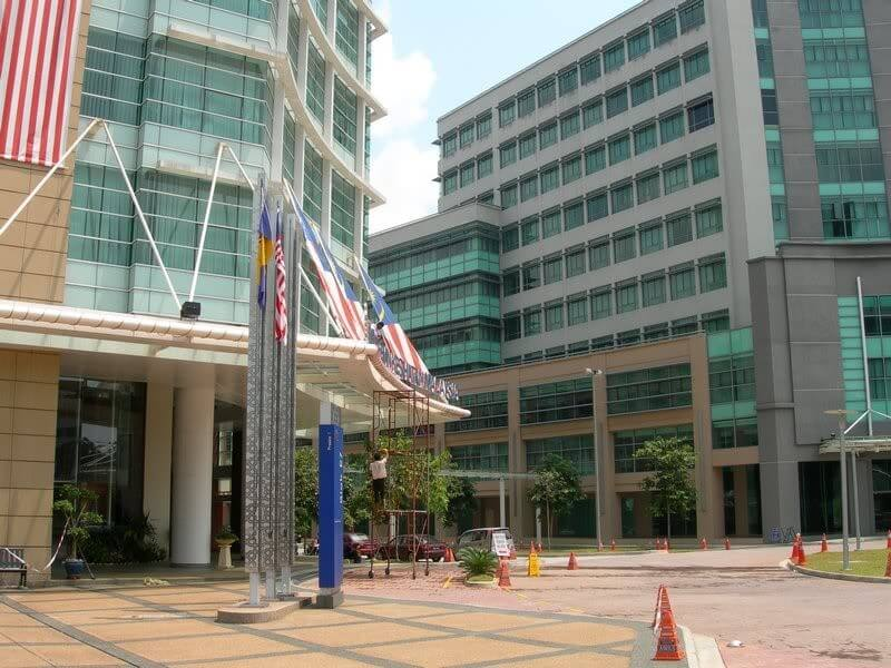 Parcel E, Putrajaya